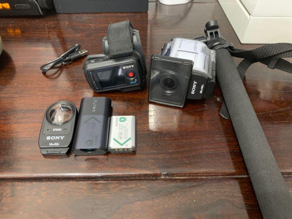 action cameras Hong Kong